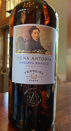 Dona Antonia Reserva Branco White Port