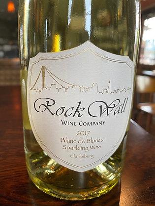 2017 Rockwall Blanc de Blanc Sparkling Wine