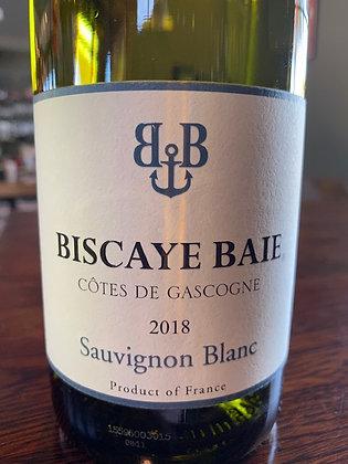 2018 Biscaye Baie Sauvignon Blanc