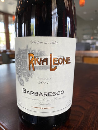 2014 Riva Leone Barbaresco