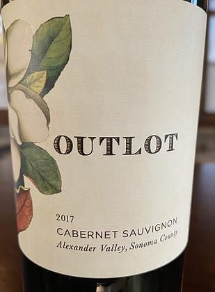 2017 Outlot Cabernet Sauvignon