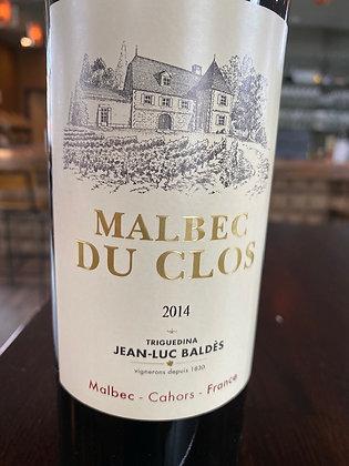 2014 Jean-Luc Baldès Malbec