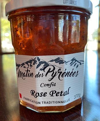 Rose Petal Jam, Matin des Pyrenees
