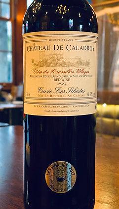 """2015 Château de Caladroy """"Les Schistes"""""""
