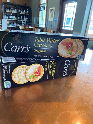 Carr's Tablewater Crackers, Plain