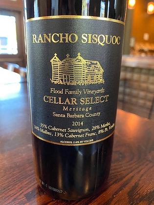2014 Rancho Sisquoc Meritage Blend