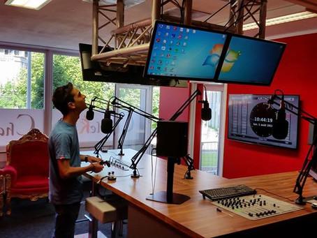 Interview CharleKing radio