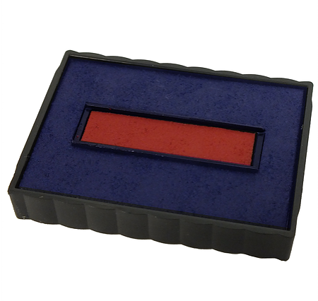 Trodat/Ideal 4750/2 Ink Replacement Pad, 2CLR