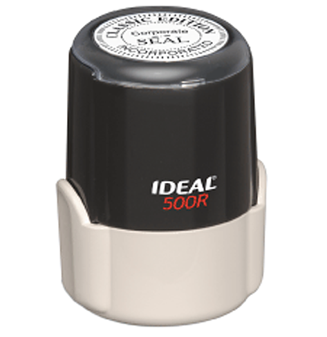Official Seal Stamp, Self-Inking