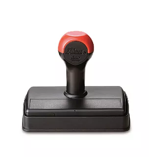 Duo-cushion Handle Stamp