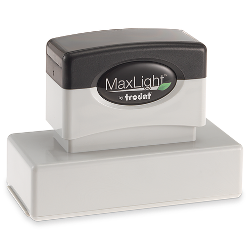 Maxlight Rectangular Notary Stamp