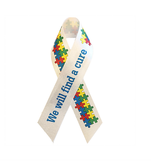 Full Color Ribbon - Pin