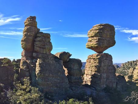 Deep Southwest Trip Part 1: Chiricahua National Monument