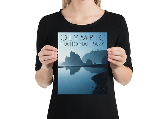 8x10 Olympic Poster 3