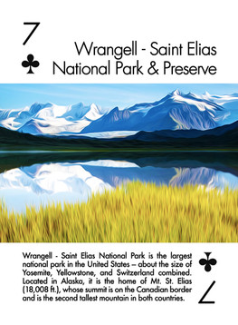 Wrangell - St. Elias National Park & Preserve