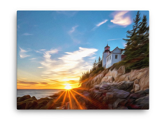 18x24 Acadia Canvas 1