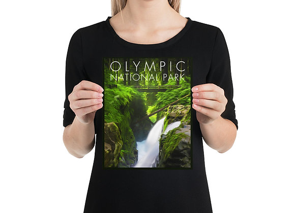 8x10 Olympic Poster 2