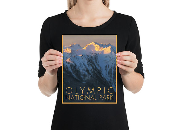 8x10 Olympic Poster 1