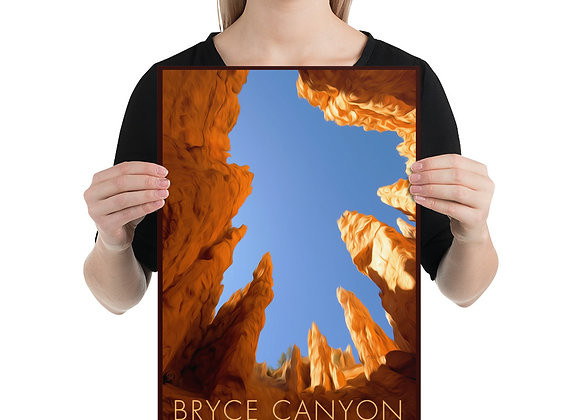 12x18 Bryce Canyon Poster 2