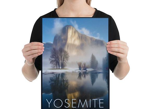 12x18 Yosemite Poster 3