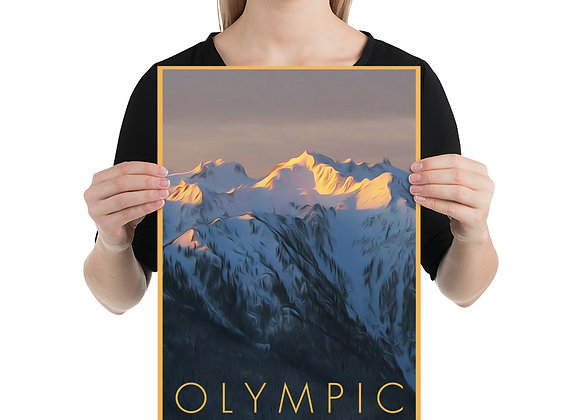 12x18 Olympic Poster 1