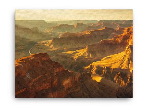 18x24 Grand Canyon Canvas