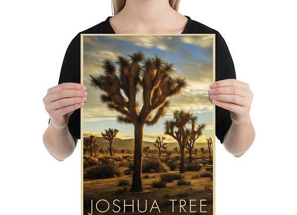 12x18 Joshua Tree Poster 2