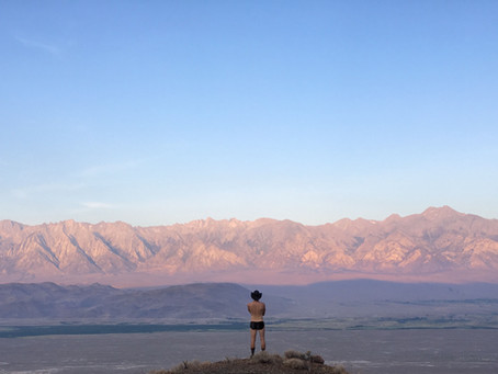 Owens Valley Part 2: Inyo Mountains