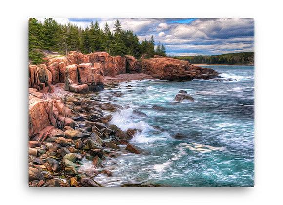 18x24 Acadia Canvas 2