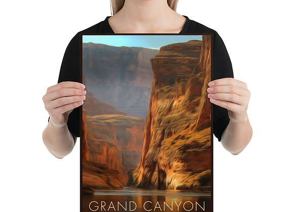 12x18 Grand Canyon Poster 2