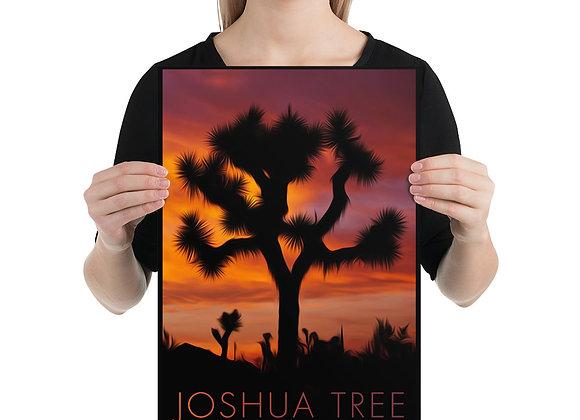 12x18 Joshua Tree Poster 1