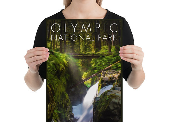 12x18 Olympic Poster 2