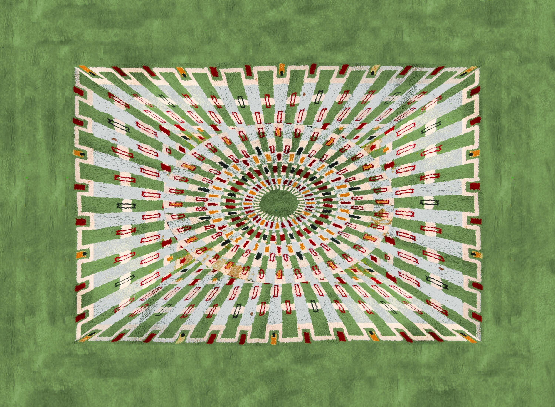 Cosmos rectangle vert