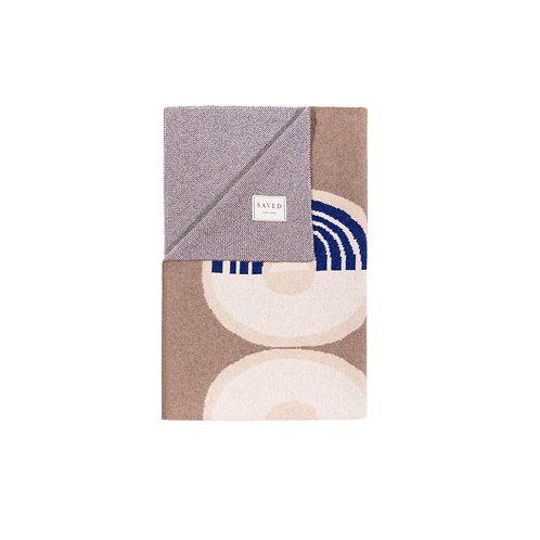 SAVED  NY x MAISON LELEU - Constellation Blanket
