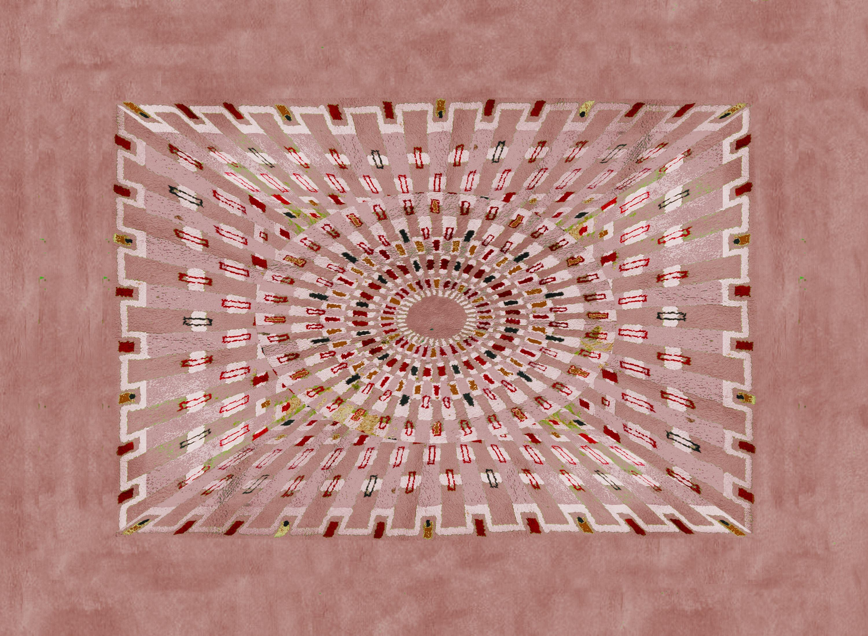 Cosmos Rectangle rose