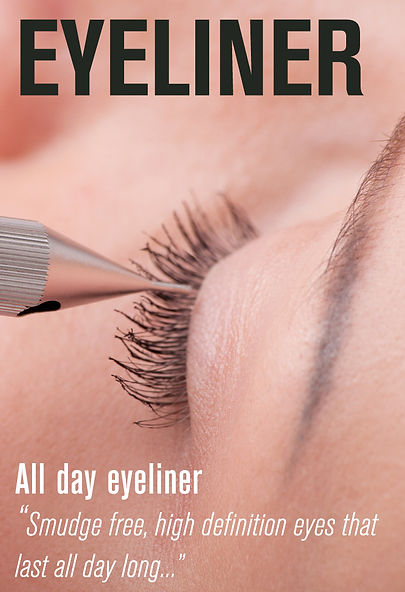 Semi Permanent Makeup All Day Eyeliner