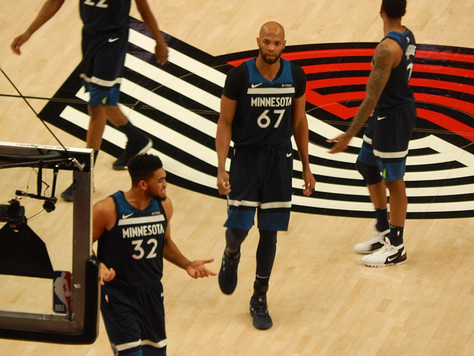 NBA Power Rankings #15: Minnesota Timberwolves