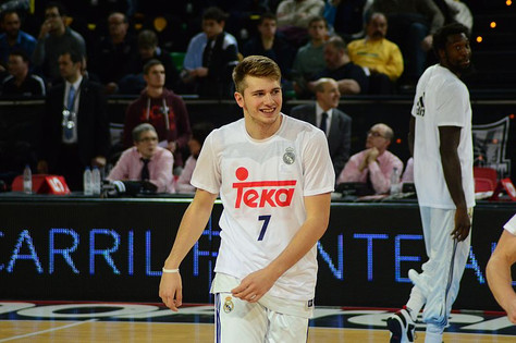 Dirk prepares to pass torch to Doncic