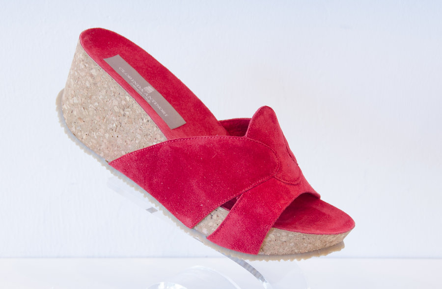 The Luciana- Red
