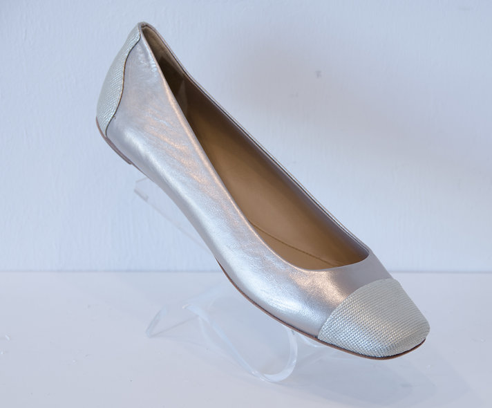Ballerina- Gold Leather