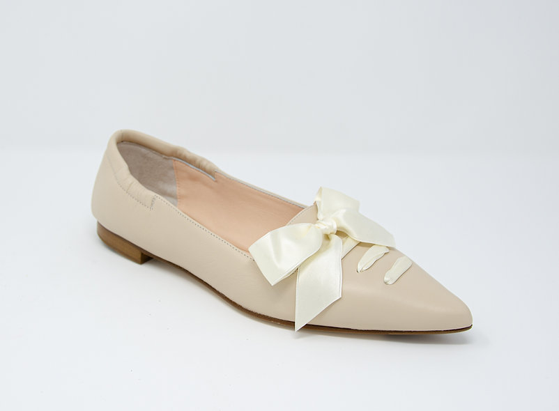 The Carina- Beige/ Cream