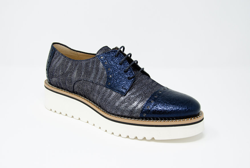 The Ferrer- Metallic Navy