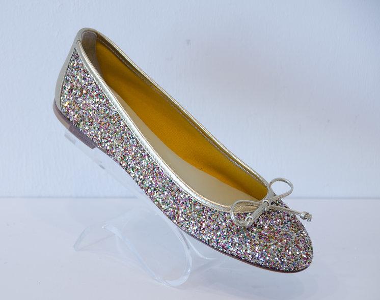 Ballerina- Glitter Multicolor