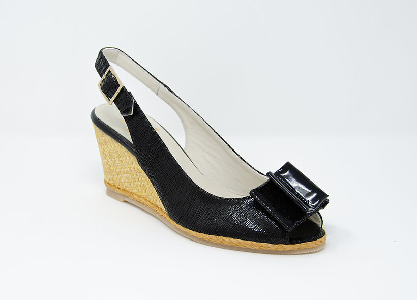 The Gianna- Black Print