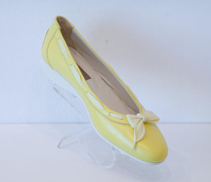 Rain Ballerina- Yellow