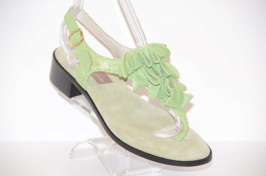 The Isabela- Lime Green