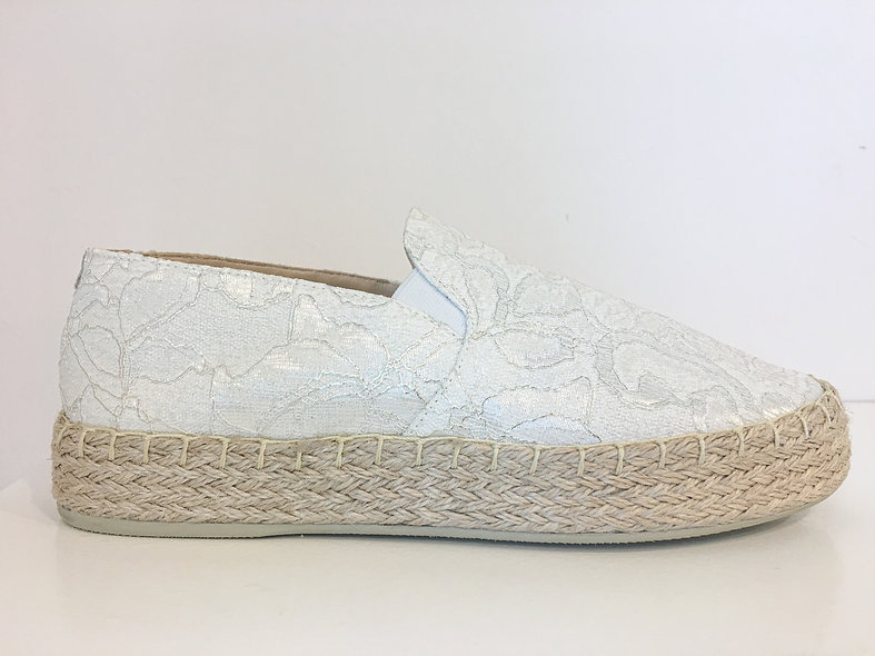 The Sonya- White Lace