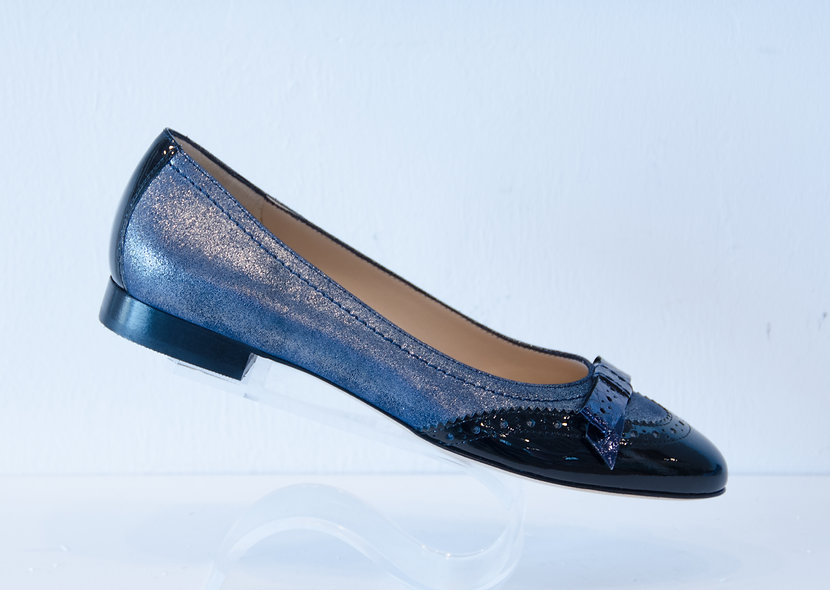 The Aria- Navy Blue