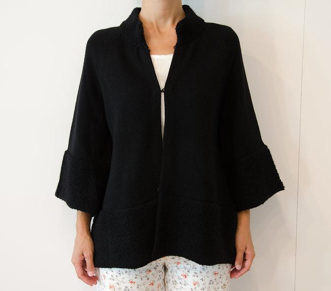 The Shortcoat- Black