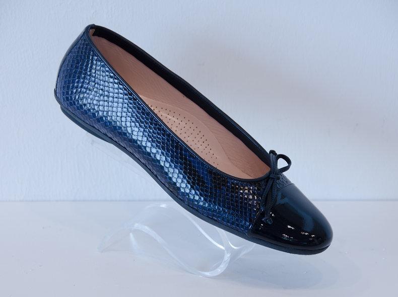 Ballerina- Blue Python